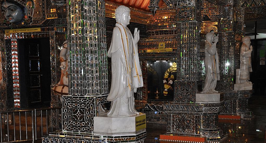 Johor Bahru - The Arulmigu Sri Rajakaliamman Glass Temple