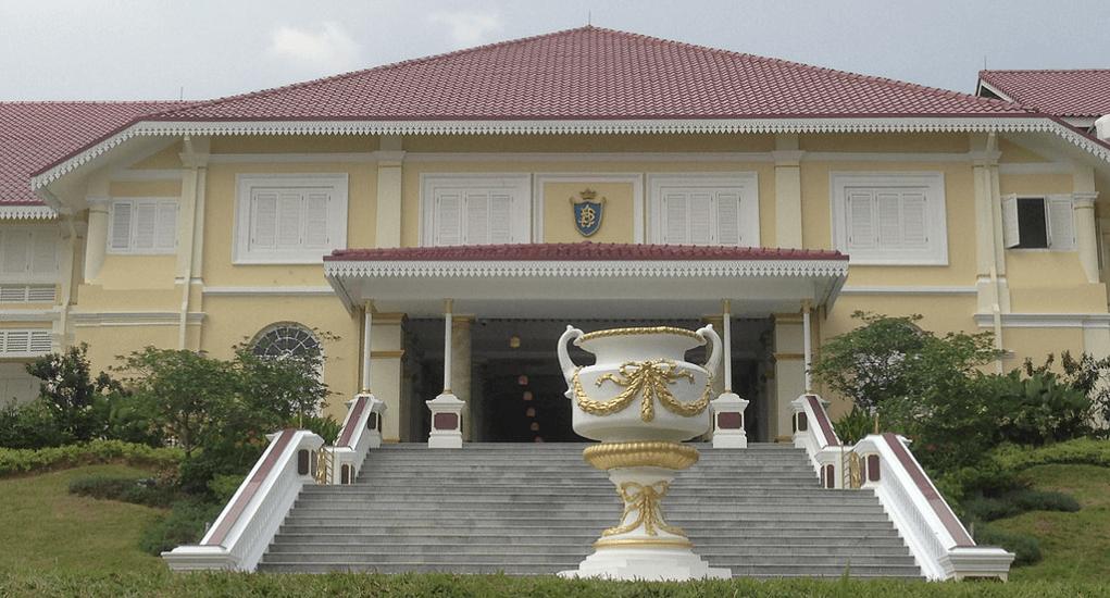 Johor Bahru - The Istana Besar