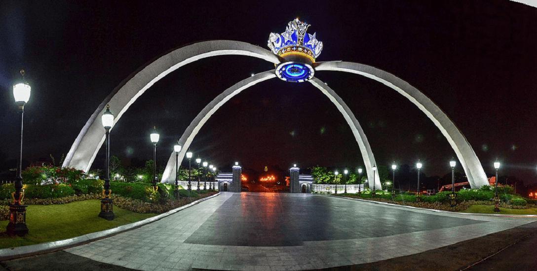 Johor Baru - Istana Bukit Serene