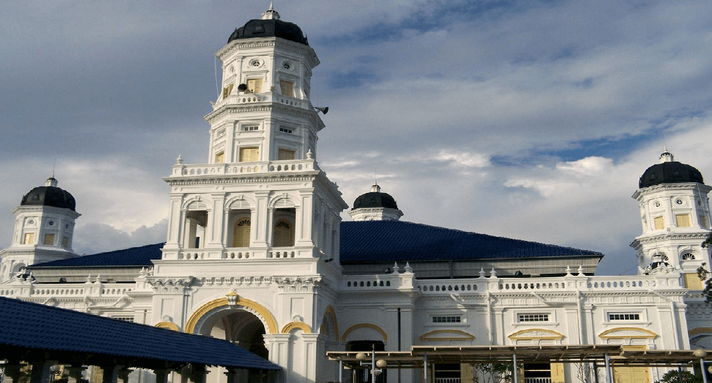 Johor Baru - Masjid Sultan Abu Bakar