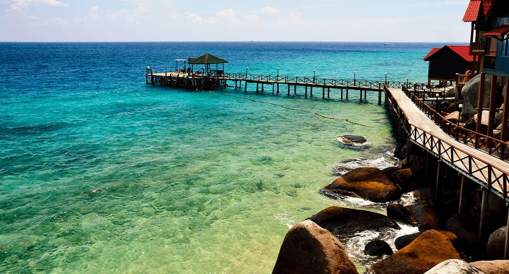 Johor Baru - Pulau Tioman
