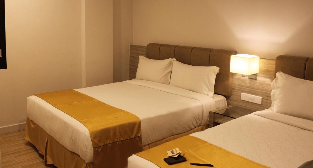 KL Sentral - Nu Hotel