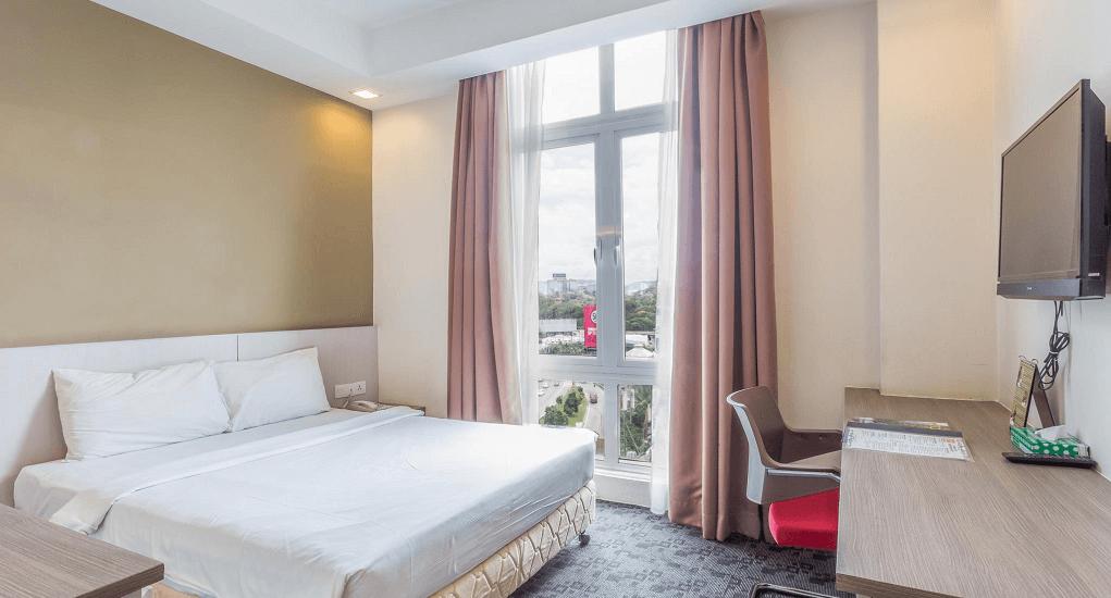 KL Sentral - Prescott Hotel