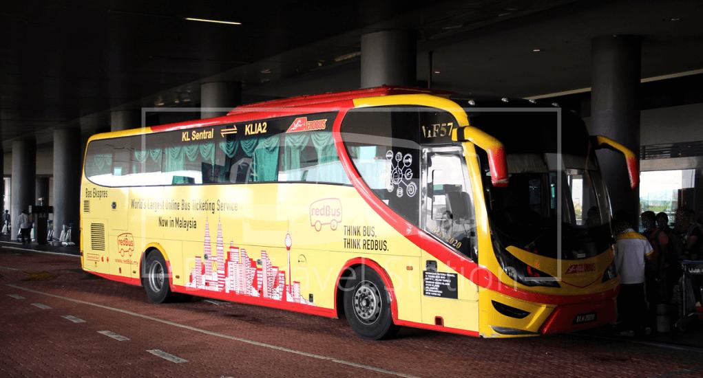 KLIA 2 - Bus KLIA - KL Sentral
