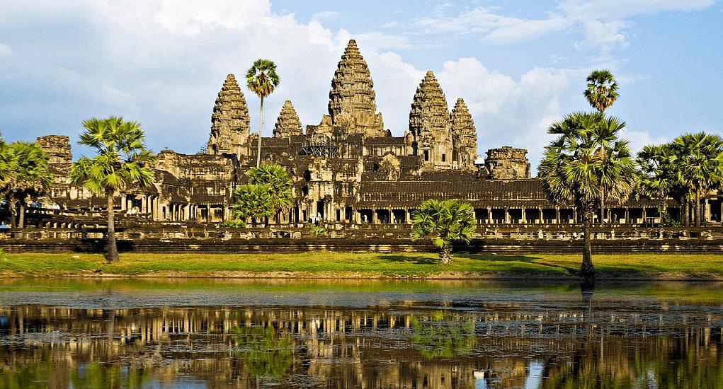 Kamboja - Angkor Wat