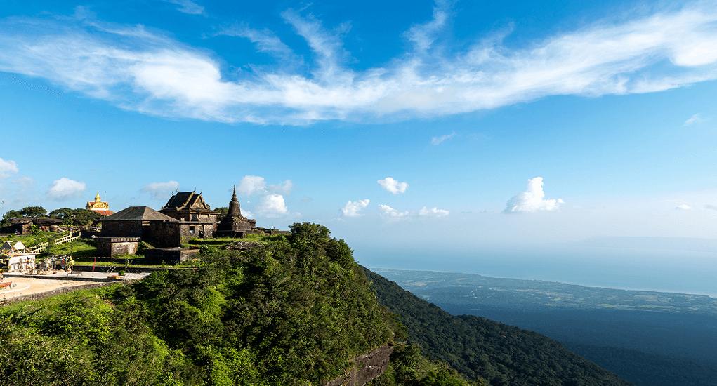 Kamboja - Bokor Hill