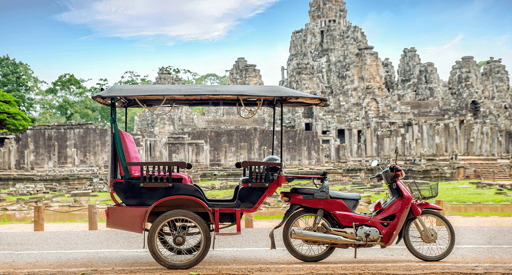 Kamboja - Transportation in Cambodia