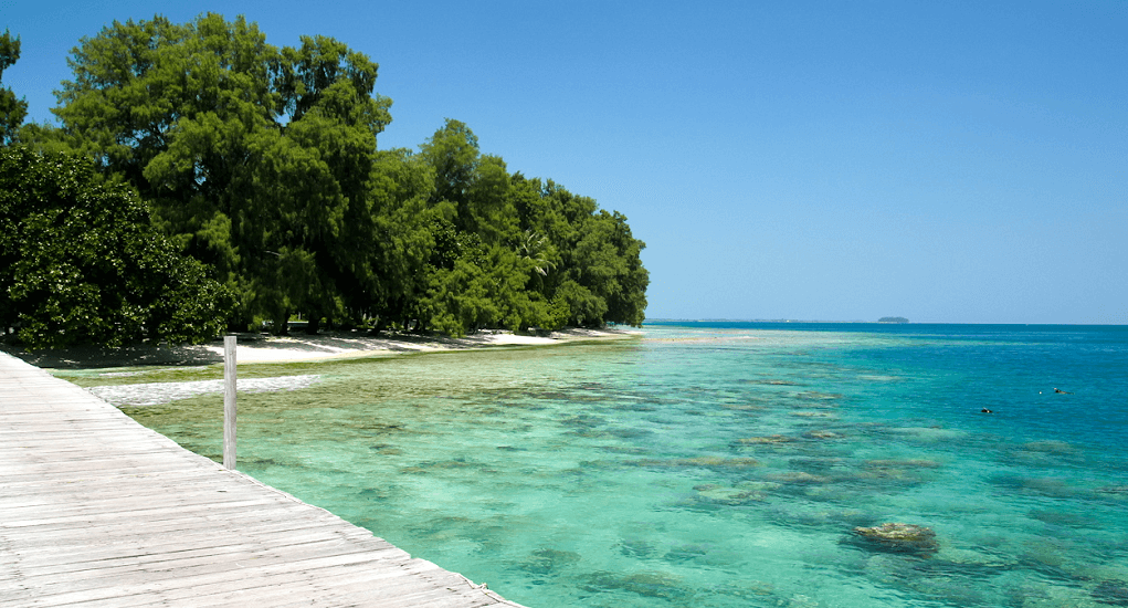 Kepulauan Seribu - Feature Image
