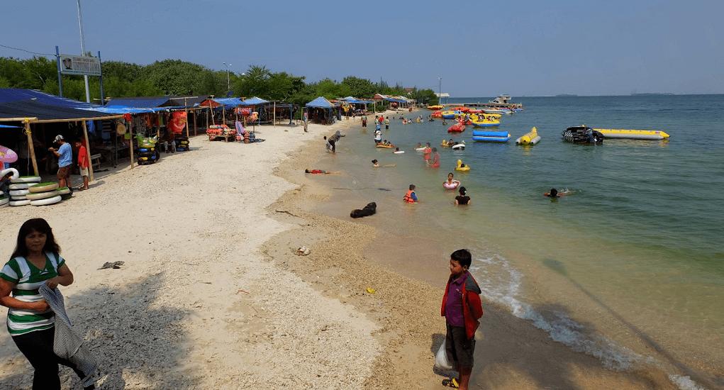 Kepulauan Seribu - Pulau Untung Jawa