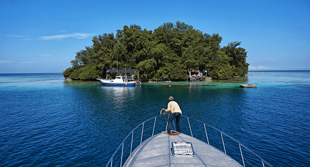 Kepulauan Seribu - Transportasi Menuju Pulau Seribu