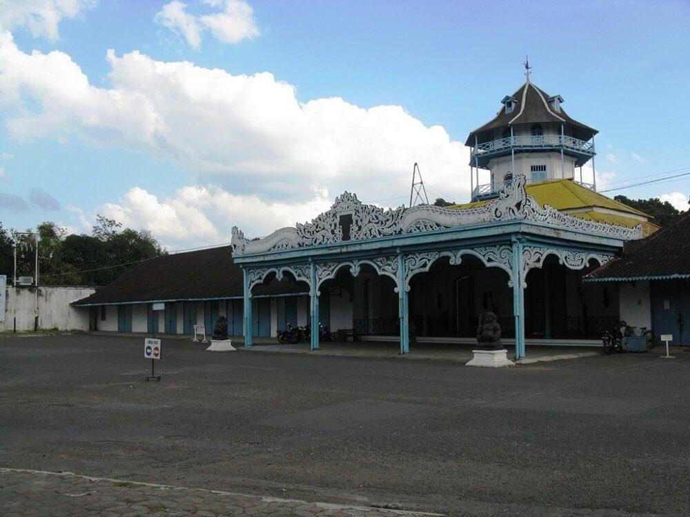 Keraton Kasunan Surakarta