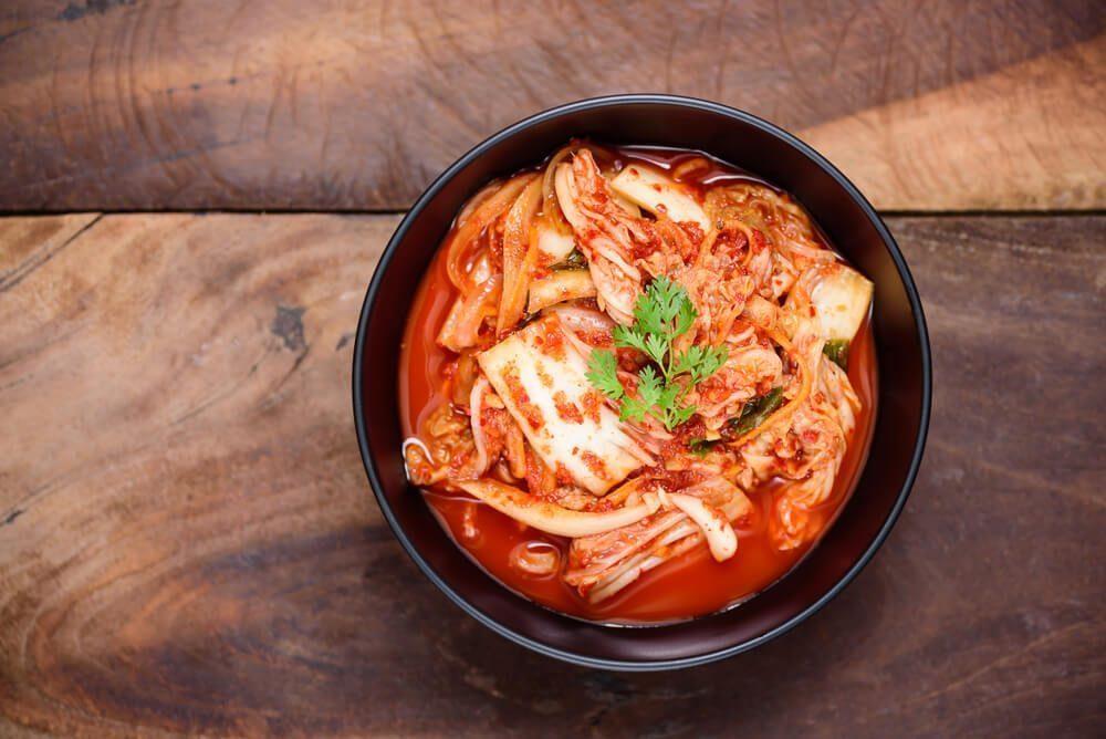 朝鮮泡菜 Kimchi