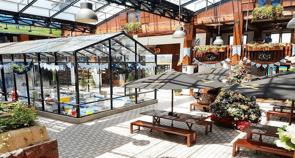 Kota Bogor - Bavarian Haus Resto and Gourmet