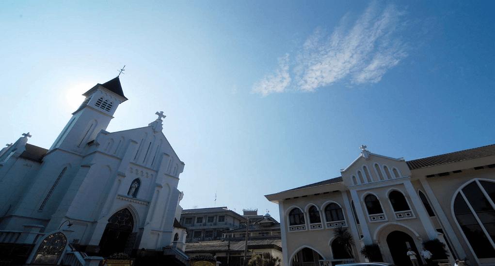 Kota Bogor - Gereja Katredal Bogor