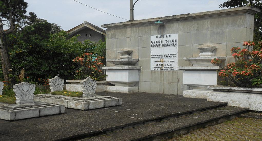 Kota Bogor - Makam Raden Saleh