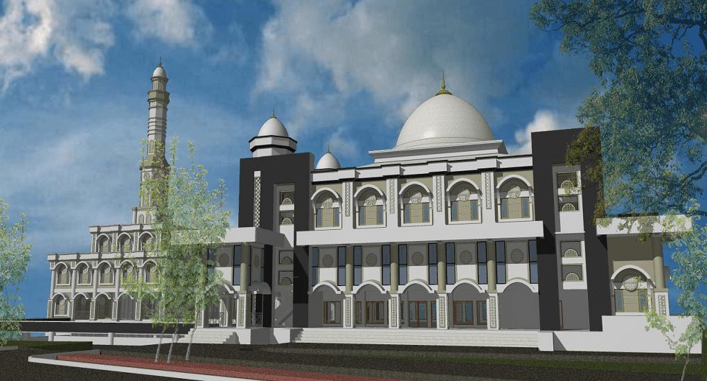 Kota Bogor - Masjid Raya Bogor