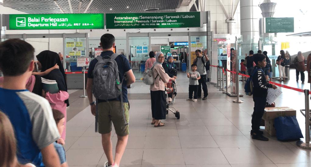 Kota Kinabalu Airport - Terminal 2