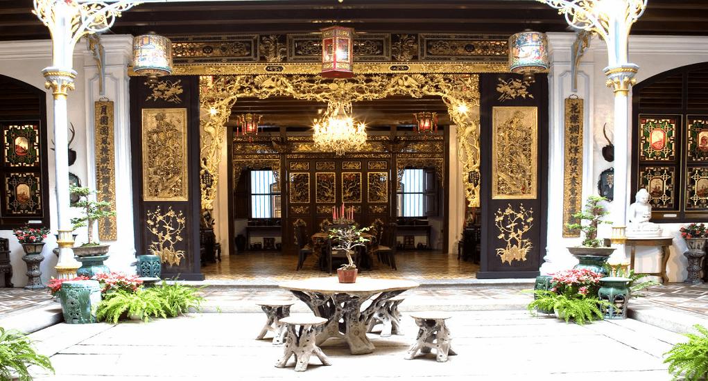 Kota Melaka - Baba Nyonya Heritage Museum