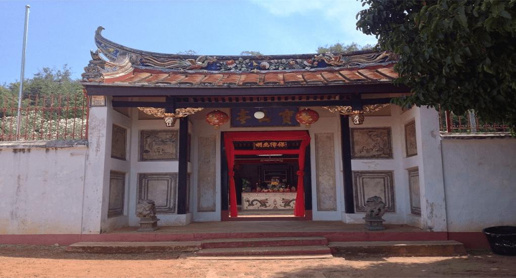 Kota Melaka - Cheng Hoon Teng Temple