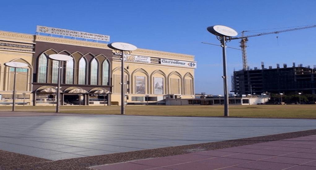 Kota Melaka - Dataran Pahlawan Megamall