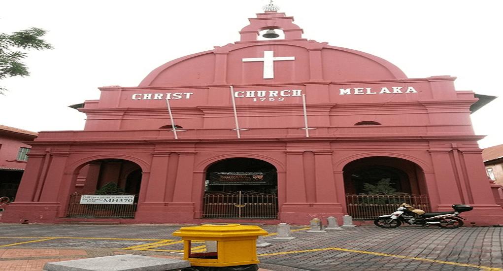 Kota Melaka - Melaka Christ Church