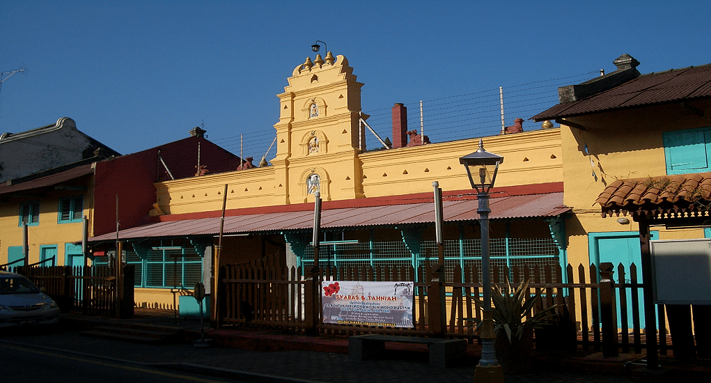 Kota Melaka - Sri Pogyatha Vonyagar Moorthi Temple