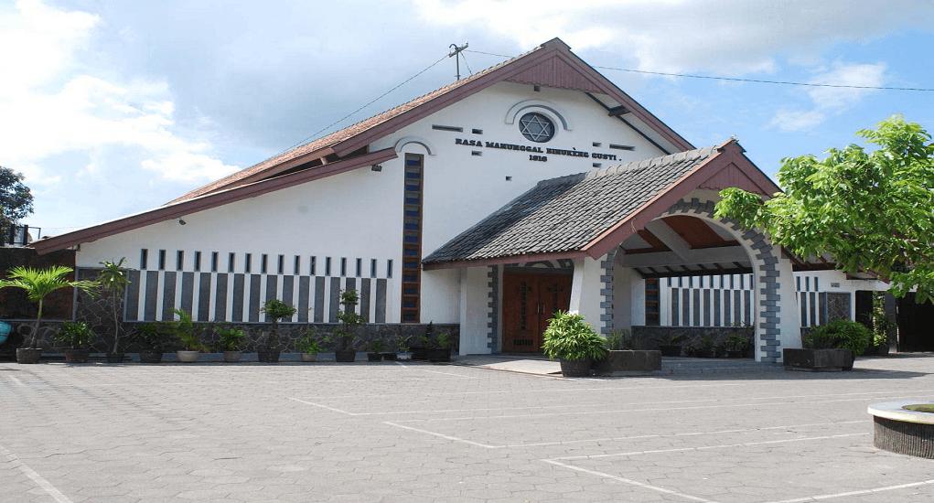 Kota Solo - Gereja Margoyudan