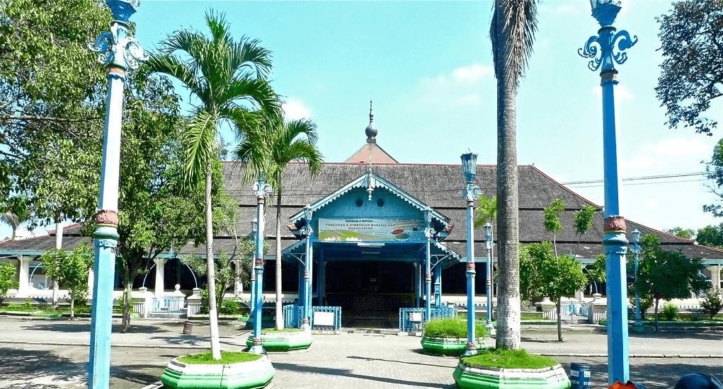 Kota Solo - Masjid Agung Solo