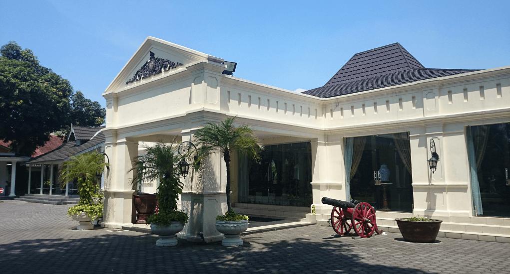 Kota Solo - Museum Danar Hadi