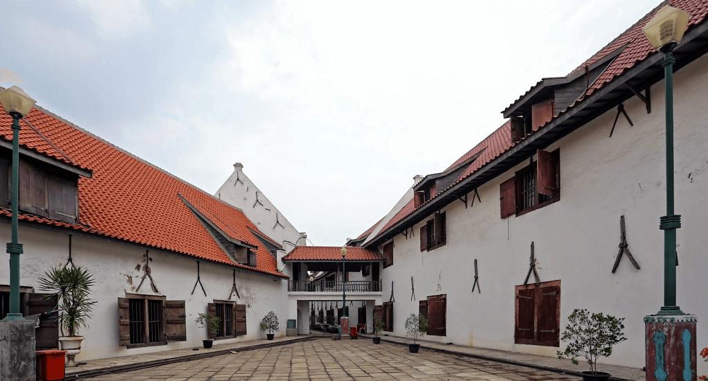 Kota Tua - Museum Bahari
