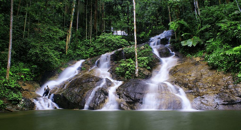 Kuala Lumpur - Air Terjun Hutan Kanching