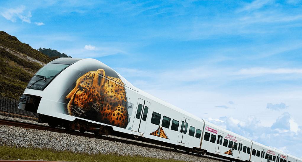 Kuala Lumpur Airport Express Train