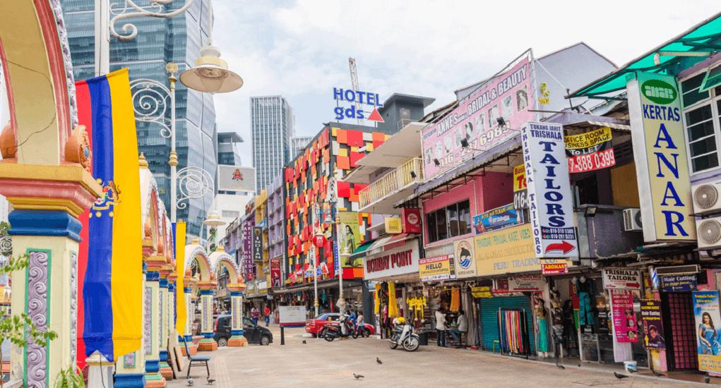 Kuala Lumpur - Brickfields