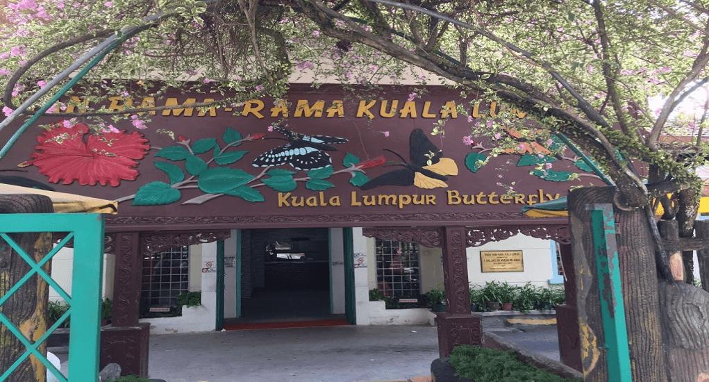 Kuala Lumpur - Kuala Lumpur Butterfly Park