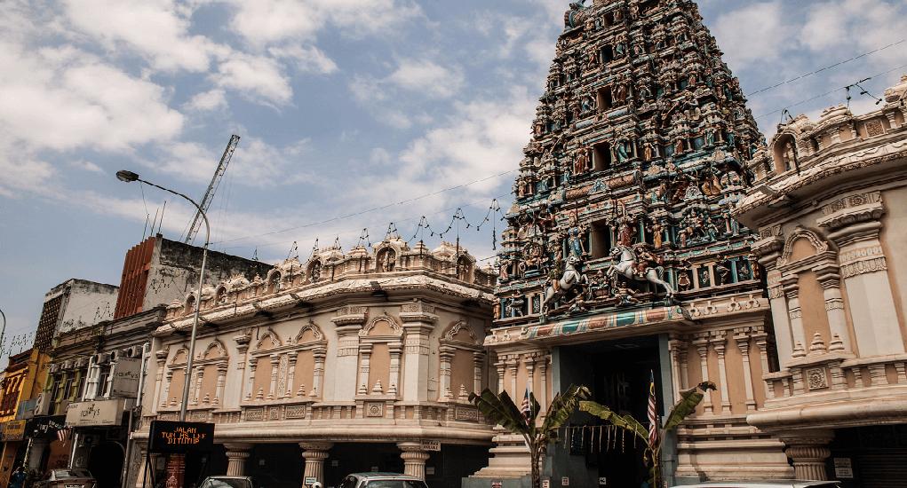 Kuala Lumpur - Kuil Shri Mariamman