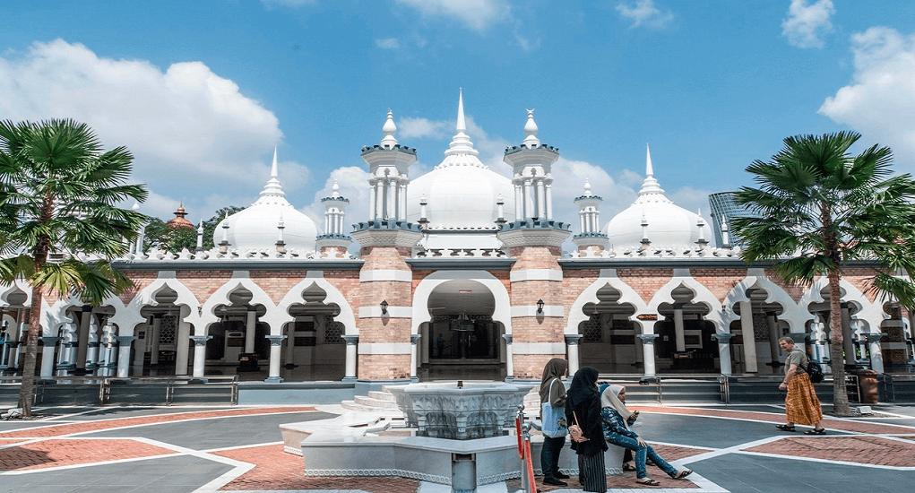 Kuala Lumpur - Masjid Jamek