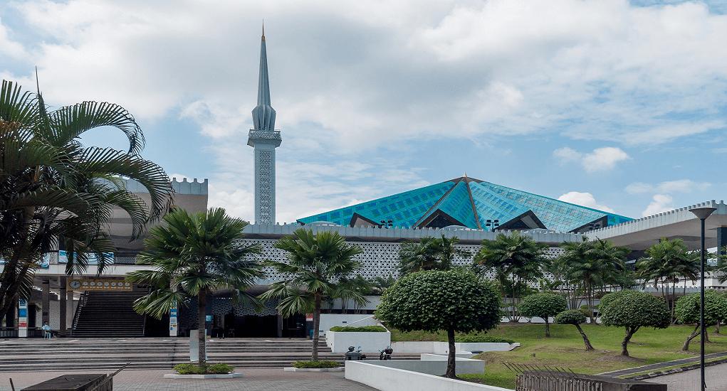 Kuala Lumpur - Masjid Negara
