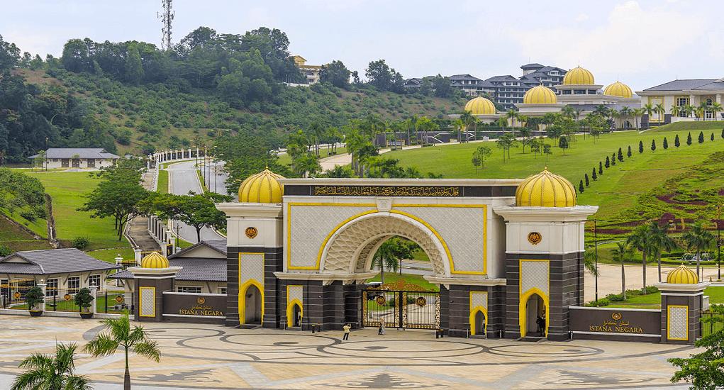 Kuala Lumpur - Old Istana Negara