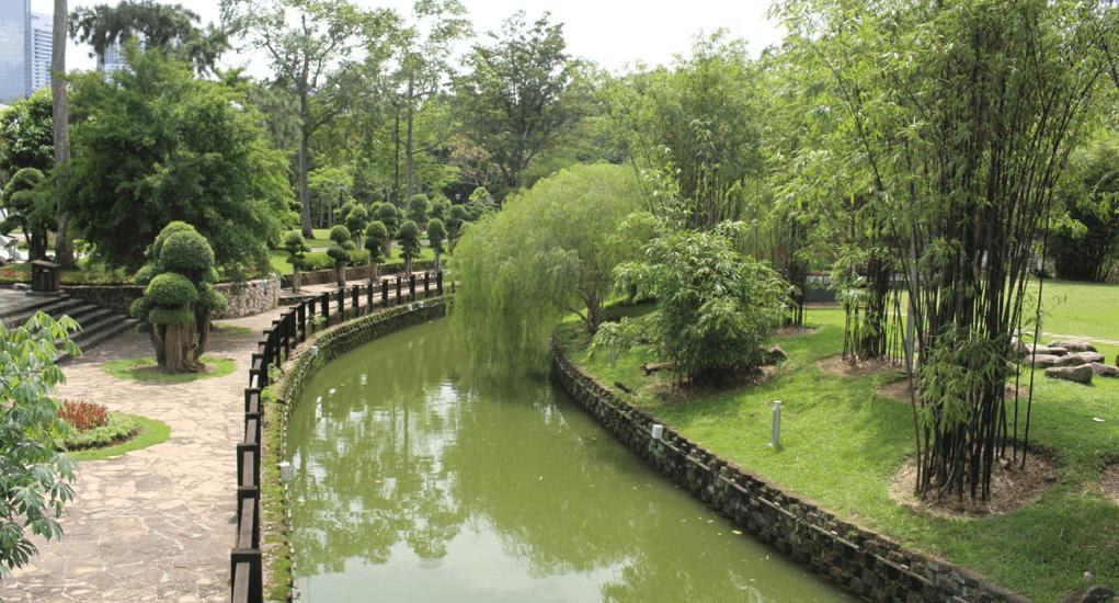 Kuala Lumpur - Perdana Botanical Gardens