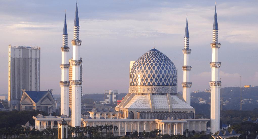 Kuala Lumpur - Sultan Salahuddin Abdul Aziz Shah Moqsue