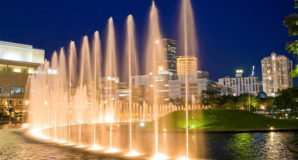 Kuala Lumpur - Taman KLCC