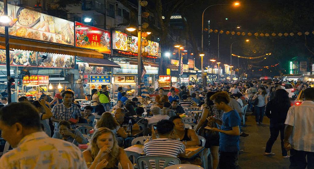 Kuala Lumpur - Tempat Wisata Kuliner di Kuala Lumpur