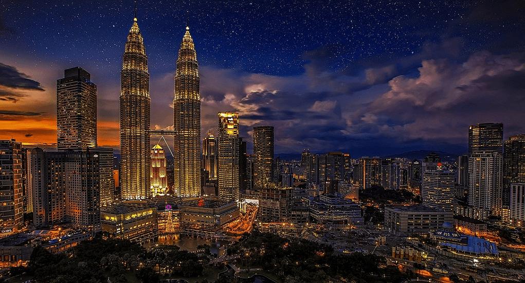 Kuala Lumpur -The Petronas Twin Towers