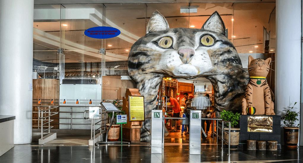 Kuching - Cat Museum