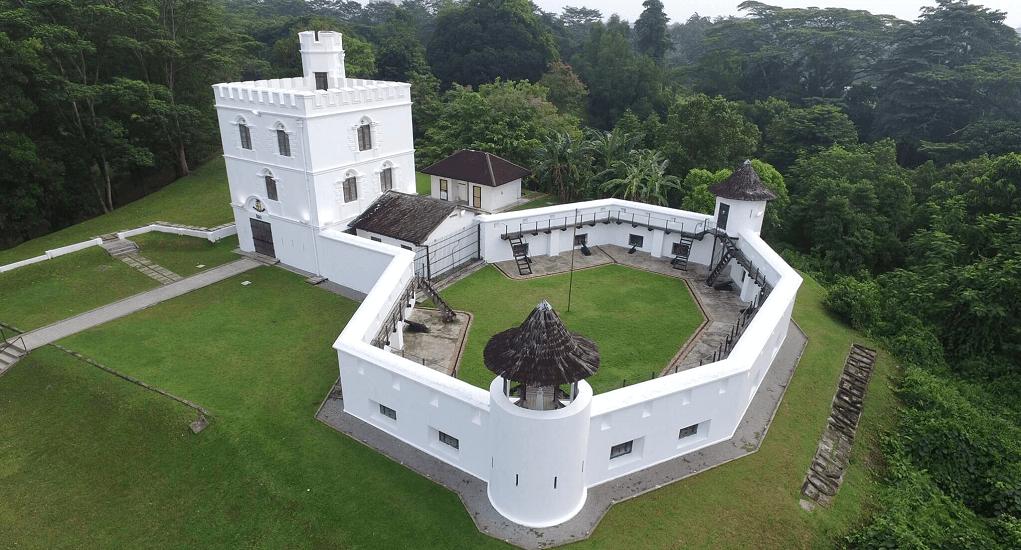 Kuching - Fort Margherita