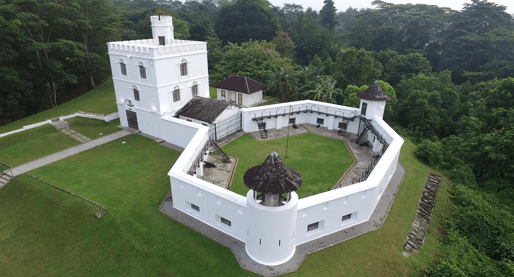 Kuching - Fort Margherita