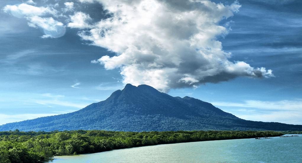 Kuching - Mount Santubong