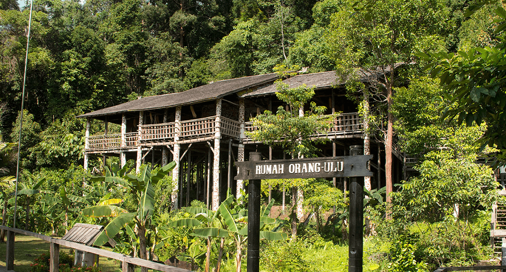 Kuching - Sarawak Cultural Village