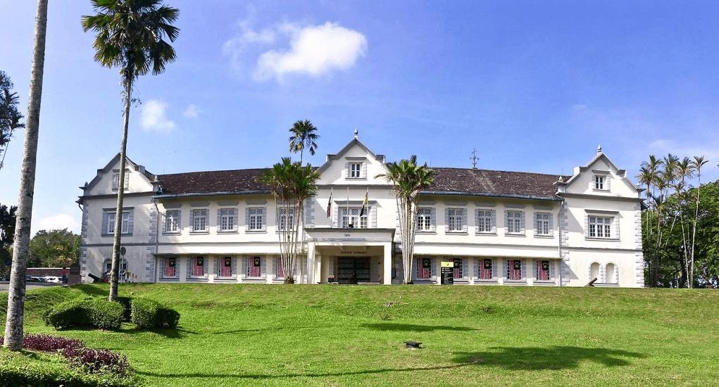 Kuching - Sarawak Old Museum