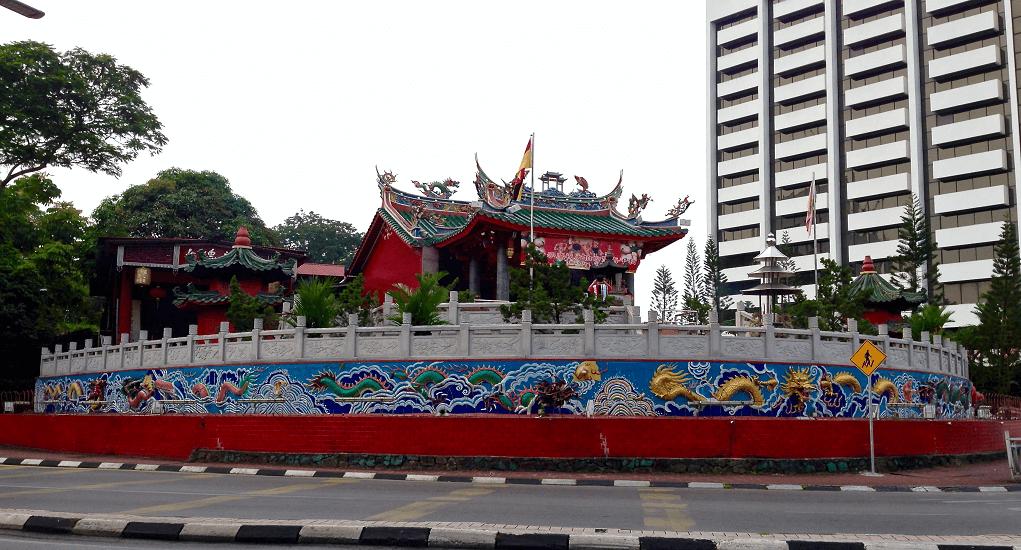 Kuching -Tua Pek Kong Temple